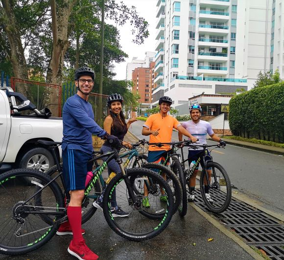 Cycling Bucaramanga