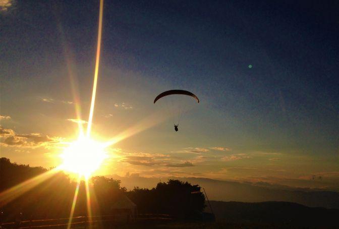 City Tour Bucaramanga / Paragliding