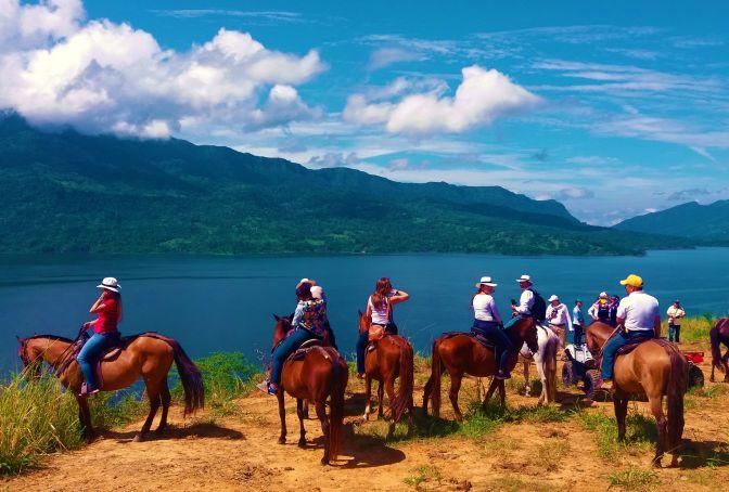 Horse-Riding La Lajita