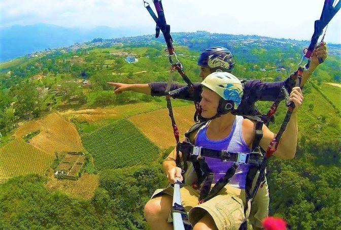 Bucaramanga Paragliding
