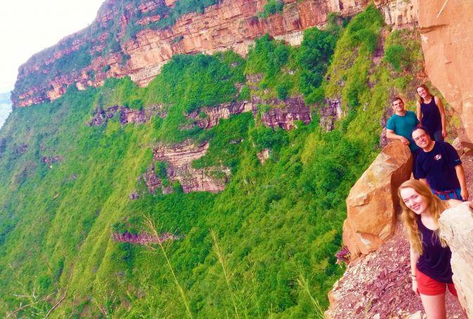 Canyon Trekking